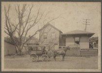 Image of Princes Bay train station, ca. 1895-1915