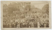 Image of [World War I Soldiers' Monument, Pleasant Plains] - Print, Photographic