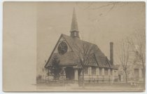 Image of [St. Luke's Episcopal Church] - Postcard