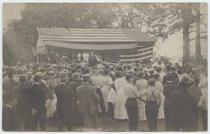 Image of [World Ward I Bond Drive, Liberty Loan Rally] - Postcard