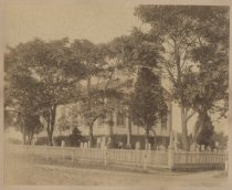 Image of [Bethel Methodist Episcopal Church] - Print, Photographic