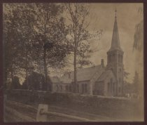 Image of [St. Andrew's Church] - Print, Photographic
