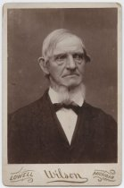 Image of Butts Family Papers - [Portrait photograph of Isaac Haughwout]