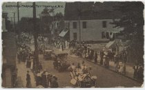 Image of Carnival Parade, Tottenville, N.Y. - Postcard