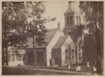 Image of St. Andrew's Church, ca. 1890