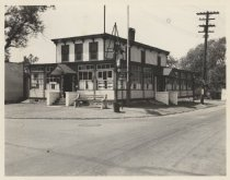 Image of [Richmond Avenue and Victory Boulevard] - Print, Photographic