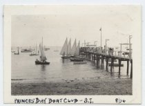 Image of Princes' Bay Boat Club - Print, Photographic