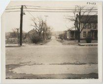 Image of [Amboy Road and Sharrott Avenue] - Print, Photographic