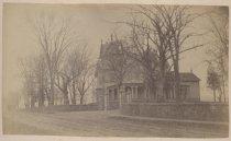 Image of Vanderbilt farm house - Print, Photographic