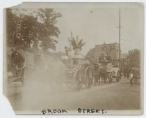 Image of Brook Street, ca. 1900