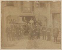 Image of Neptune Engine Company No. 6, ca. 1880