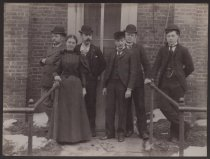 Image of [Employees, C.W. Hunt Company] - Print, Photographic
