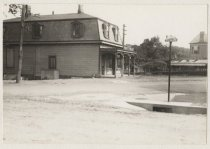 Image of [Amboy Road from Station Avenue] - Print, Photographic
