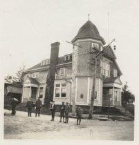 Image of [Parish House of St. Andrew's Church] - Negative, Film