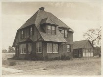 Image of [House on Sturges Street] - Print, Photographic