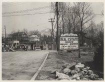Image of [Sign on Hylan Boulevard] - Print, Photographic
