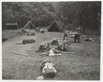 Image of [Boy Scout Camp] - Print, Photographic
