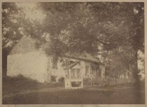Image of Britton House, ca. 1880s