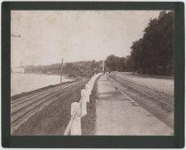 Image of Road near New Brighton, Staten Island - Print, Photographic
