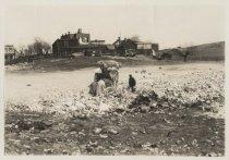 Image of [City dump] - Print, Photographic