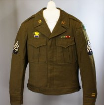 Image of Uniform, Military - 2009.015.019
