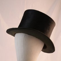 Image of Hat, Top - 2004.040.01