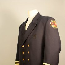 Image of Uniform, Fire - 2013.001.01