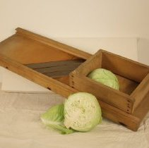 Image of Cutter, Cabbage - 2008.019.01
