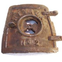 Image of Stove Pieces - WE.2010.1.015