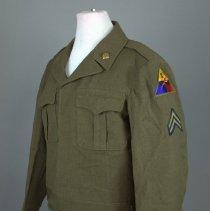 Image of Uniform, Military - 1987.046.05