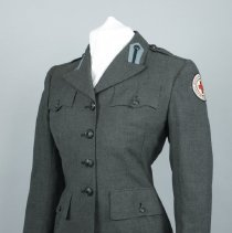 Image of Uniform, Military - 1991.002.22