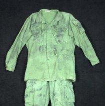 Image of Uniform, Military - 1991.064.01