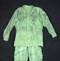 Image of Uniform, Military - 1991.064.02