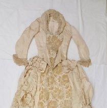 Image of Dress, Wedding - 1975.011.06