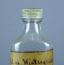 Image of Bottle, Medicine - 1989.012.01
