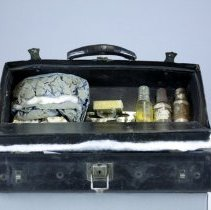 Image of Bag, Doctor's - 1990.081.01