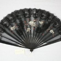 Image of Fan, Hand - 1991.002.061