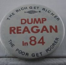 Image of Button, Political - 1990.087.16