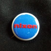 Image of Button, Political - 1989.014.22