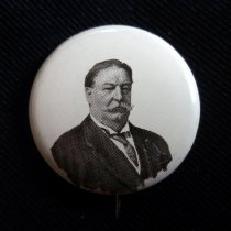 Image of Button, Political - 1990.087.05