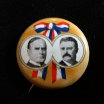 Image of Button, Political - 1990.087.10