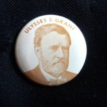 Image of Button, Political - 1990.087.14