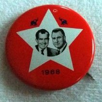 Image of Button, Campaign - 1990.087.165