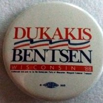 Image of Button, Campaign - 1990.087.167