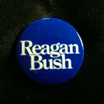 Image of Button, Political - 1990.087.19