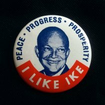 Image of Button, Political - 1990.087.20