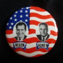 Image of Button, Political - 1990.087.21