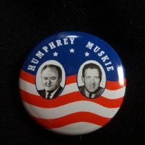 Image of Button, Political - 1990.087.29