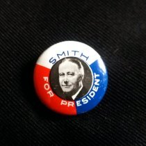 Image of Button, Political - 1990.087.31