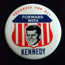 Image of Button, Political - 1990.087.33